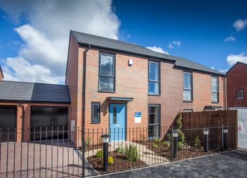 Thumbnail 3 bed semi-detached house for sale in Matlock Avenue, Telford, Shropshire