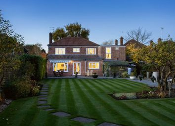 Thumbnail 4 bedroom detached house for sale in The Avenue, Park Estate, Haxby, York