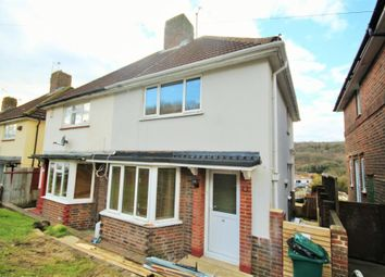 Thumbnail 2 bed semi-detached house to rent in Hodshrove Road, Brighton