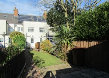 Thumbnail 2 bed terraced house to rent in High Street, Desford, Leicester
