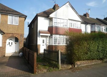 Thumbnail 2 bed end terrace house to rent in Cramptons Road, Sevenoaks