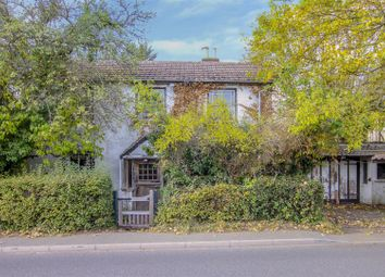 Thumbnail 3 bed detached house for sale in Blackmore Road, Blackmore, Ingatestone