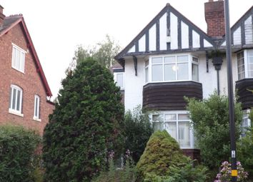 Thumbnail 1 bed detached house to rent in Rotton Park Road, Edgbaston, Birmingham