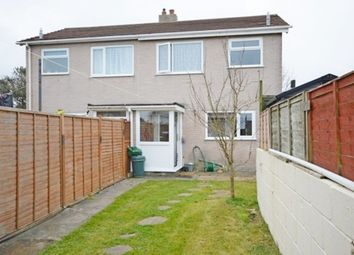 Thumbnail 2 bed semi-detached house to rent in Poldark Road, Paynters Lane, Redruth