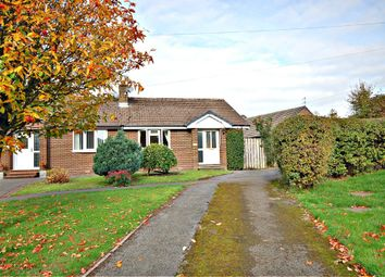 Thumbnail 2 bed semi-detached bungalow for sale in Croft Manor, Shirebrook Park, Glossop, Derbyshire