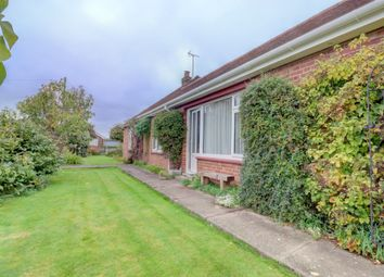 Thumbnail 3 bed bungalow for sale in Langwith Drive, Holbeach, Spalding