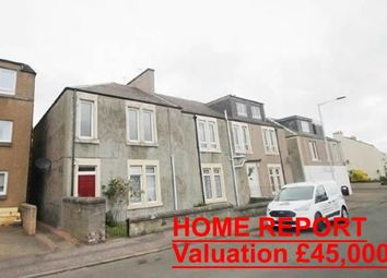 Thumbnail 1 bed flat for sale in 80, Whyte Rose Terrace, Methil, Fife