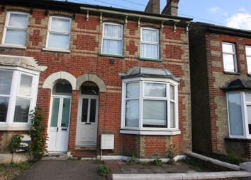 Thumbnail 3 bed terraced house for sale in Gladstone Road Willesborough, Ashford, Kent
