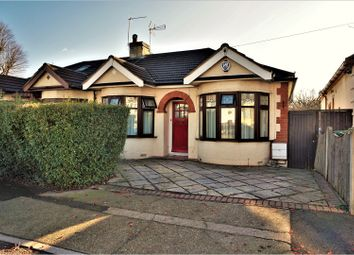 Thumbnail 3 bed semi-detached bungalow for sale in Ingreway, Romford