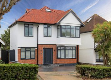 Thumbnail 5 bed detached house for sale in The Drive, Westcliff-On-Sea, Essex