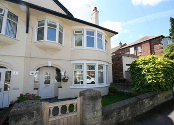 Thumbnail 4 bed semi-detached house for sale in Radley Road, Wallasey