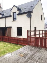 Thumbnail 2 bed end terrace house to rent in Dunarn Street, Newtyle