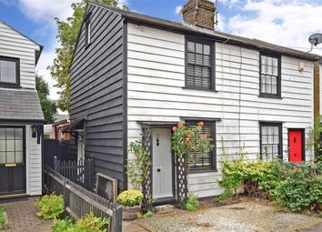 Thumbnail 2 bed semi-detached house for sale in Smarts Lane, Loughton, Essex