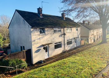 Thumbnail 3 bed semi-detached house for sale in Gainsborough Drive, Newport, Gwent.