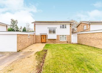 Thumbnail 3 bed detached house for sale in Upton Close, Longthorpe, Peterborough