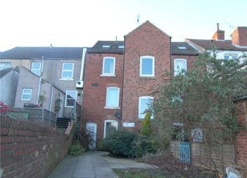 Thumbnail 2 bed flat to rent in High Street, Tibshelf, Alfreton