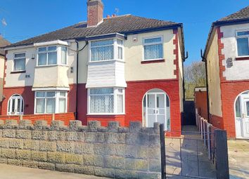 Thumbnail 3 bedroom semi-detached house for sale in Trinity Road South, West Bromwich, West Midlands