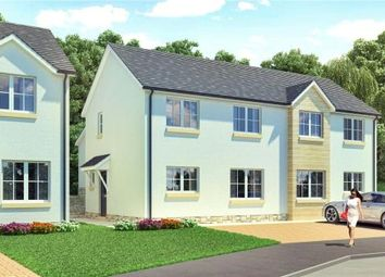 Thumbnail 3 bed semi-detached house for sale in The Johnson, Plot 78, Hayfield Brae, Methven, Perth