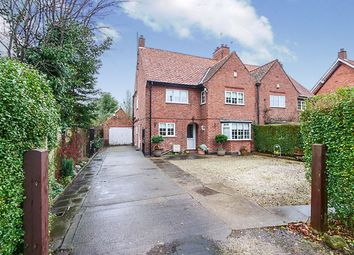 3 bed semi-detached house for sale in Shipton Road, York, North Yorkshire YO30