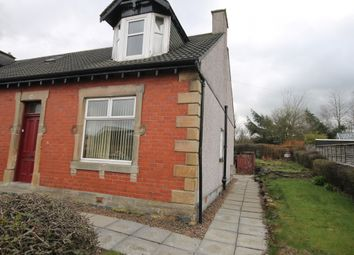 Thumbnail 3 bedroom semi-detached house for sale in 110 Allanton Road, Allanton, Shotts
