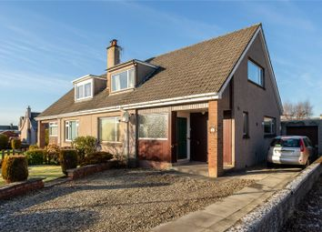 Thumbnail 3 bed semi-detached house for sale in Muircroft Drive, Perth