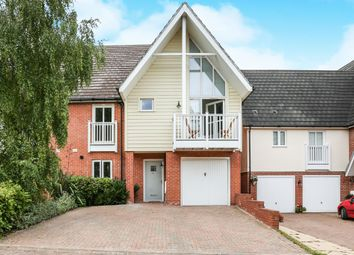 Thumbnail 4 bed semi-detached house for sale in Woodshires Road, Solihull