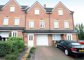 Thumbnail 4 bed terraced house for sale in Three Valleys Way, Bushey WD23.