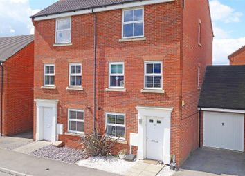 Thumbnail 4 bed town house for sale in Hazelwick Mews, Crawley