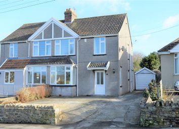 Thumbnail 3 bed semi-detached house for sale in Northmead Road, Midsomer Norton, Radstock