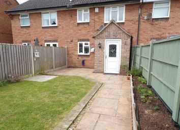Thumbnail 3 bed terraced house to rent in Brushfield Road, Loundsley Green, Chesterfield