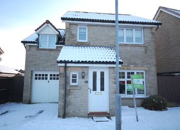 Thumbnail 3 bed detached house to rent in Gallica Drive, Newmachar, Aberdeenshire
