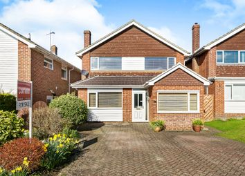Thumbnail 3 bed detached house for sale in Waverley Avenue, Basingstoke