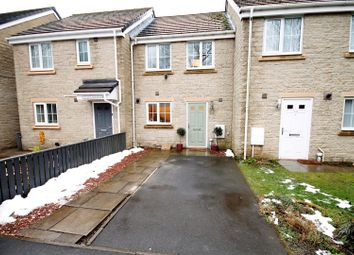 Thumbnail 2 bed terraced house for sale in Meadowfield, Burnhope, Durham