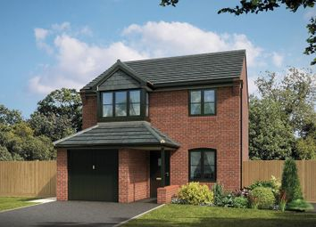 Thumbnail 3 bed detached house for sale in Bee Fold Lane, Wigan