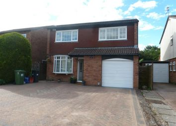 Thumbnail 4 bed semi-detached house to rent in Ridgeley Close, Warwick