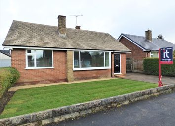 Thumbnail 2 bed bungalow for sale in Boscombe Drive, Hazel Grove, Stockport