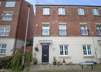Thumbnail 4 bed town house for sale in Mountbatten Way, Chilwell, Beeston, Nottingham