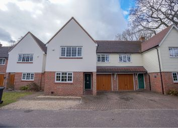 Thumbnail 4 bed semi-detached house for sale in Old Rectory Drive, Hatfield