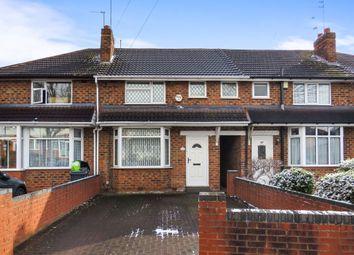 Thumbnail 3 bed terraced house for sale in Birkenshaw Road, Great Barr, Birmingham