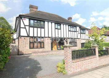 Thumbnail 4 bed detached house for sale in Holmdene Avenue, London