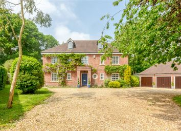 Thumbnail 6 bed detached house for sale in Highclere, Newbury, Berkshire
