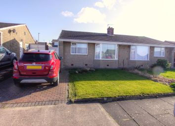 2 bed semi-detached bungalow for sale in Chudleigh Gardens, Chapel House, Newcastle Upon Tyne NE5