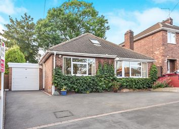 Thumbnail 2 bed detached bungalow for sale in St Bernards Road, Whitwick, Coalville