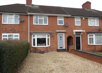 Thumbnail 3 bed terraced house for sale in Eva Road, Oldbury, West Midlands