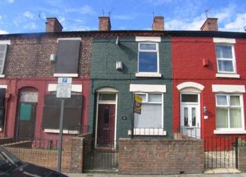Thumbnail 2 bedroom terraced house to rent in Ruskin Street, Liverpool