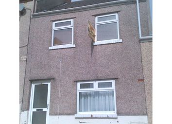 Thumbnail 2 bed terraced house to rent in Peter Terrace, Waun Wen, Swansea