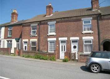 Thumbnail 3 bedroom terraced house to rent in Derby Road, Marehay, Ripley