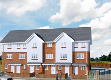 Thumbnail 3 bed terraced house for sale in Maple Centre, Bull Lane, Wednesbury
