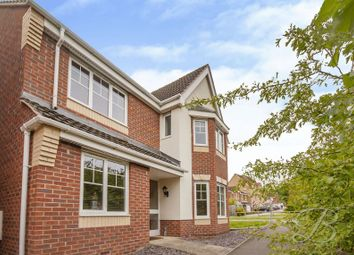 Thumbnail 4 bed detached house for sale in Birchin Walk, Mansfield