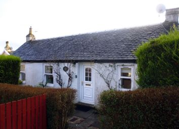 Thumbnail 1 bed cottage for sale in Easter Cottage, Ardbeg Road, Rothesay, Isle Of Bute